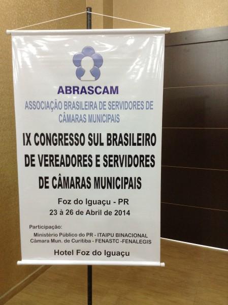 Retrospectiva do IX Congresso Sul Brasileiro de Servidores e Vereadores de Câmaras Municipais